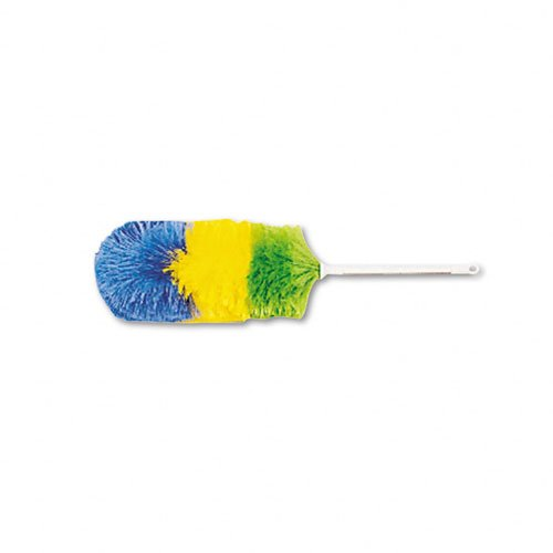 "20"" MULTI COLOR POLY WOOL DUSTER"
