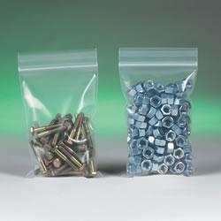 12x15 ZIPLOK BAG 4MIL-500/CS